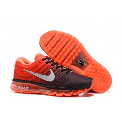 air max 2017 homme orange