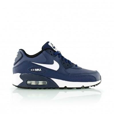 air max 90 ltr bleu marine