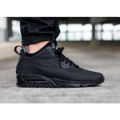 air max 90 mid winter noir
