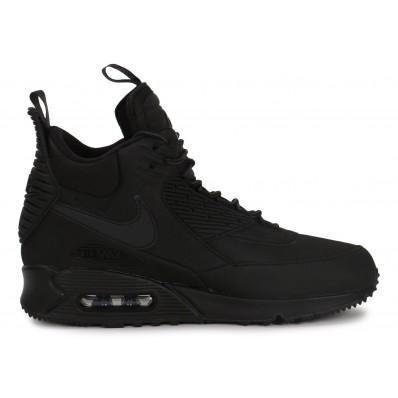 air max 90 sneakerboot noir