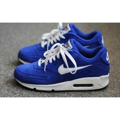 blue suede air max 90