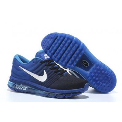 chaussure nike air max 2017 bleu