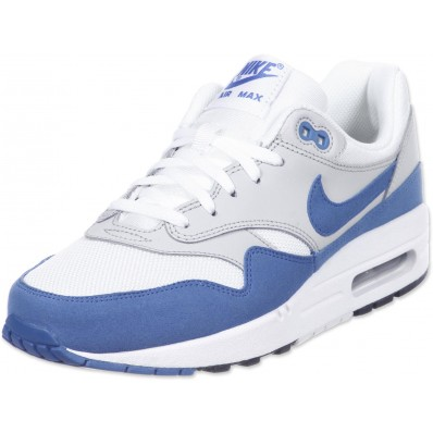 nike air max 1 bleu blanc