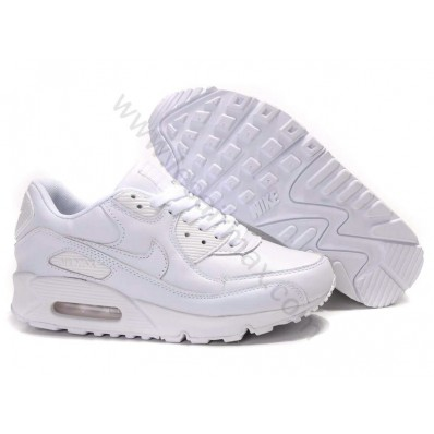 nike air max 90 blanche soldes