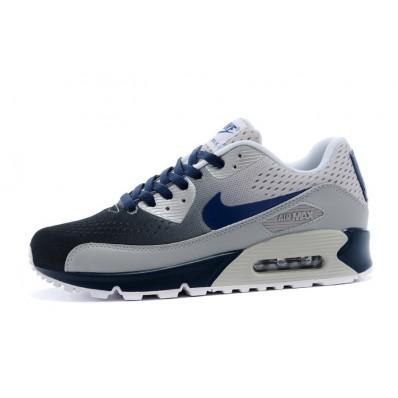 nike air max 90 hommes 803 tricot bleu gris