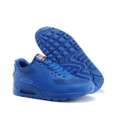 air max hyperfuse bleu