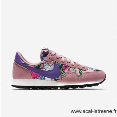 nike air pegasus 83 print rose
