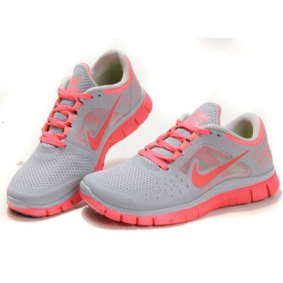 nike femme free run chaussures