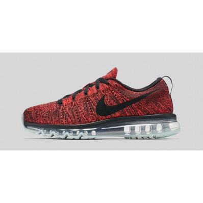 nike flyknit air max rouge