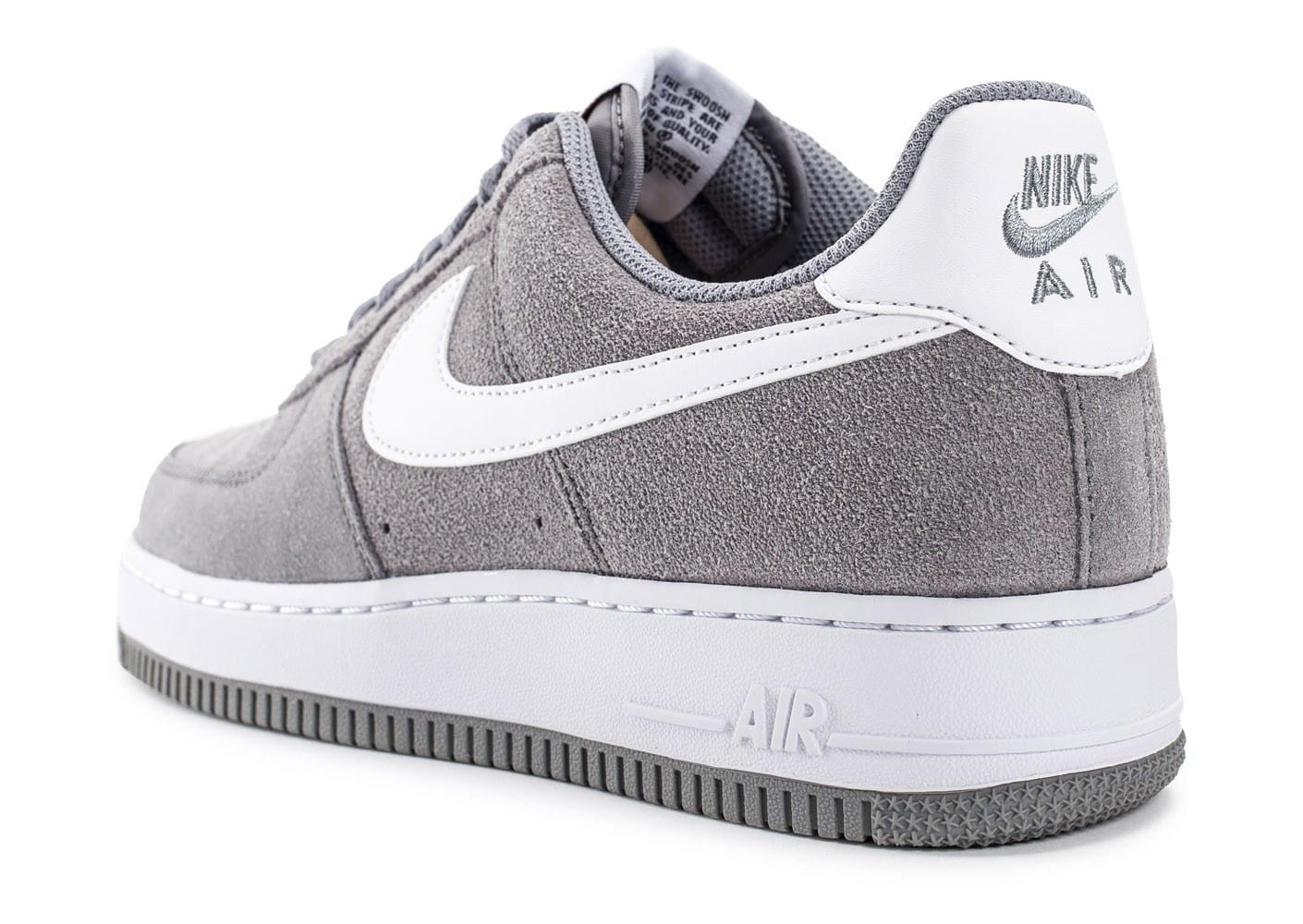 091be0f5fcf air force 1 suede grise