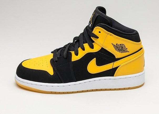 Air 1 8ea34 Amazon Efac3 Jordan Nike Jaune XPTiOZuk