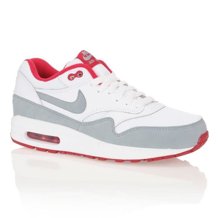 air max blanche grise rose