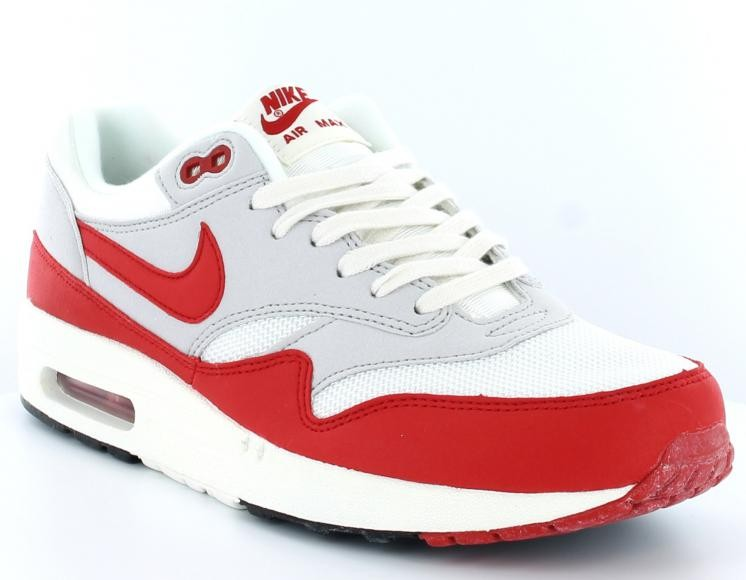 air max rouge et blanche