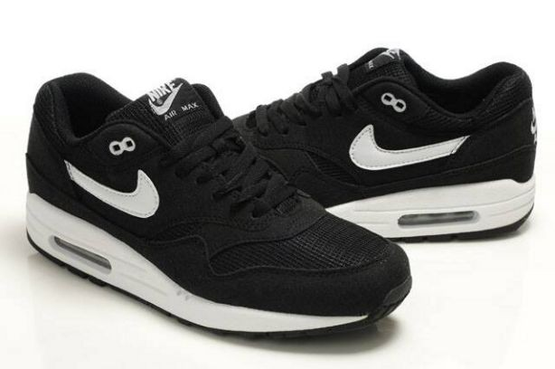 air max one noir et blanc
