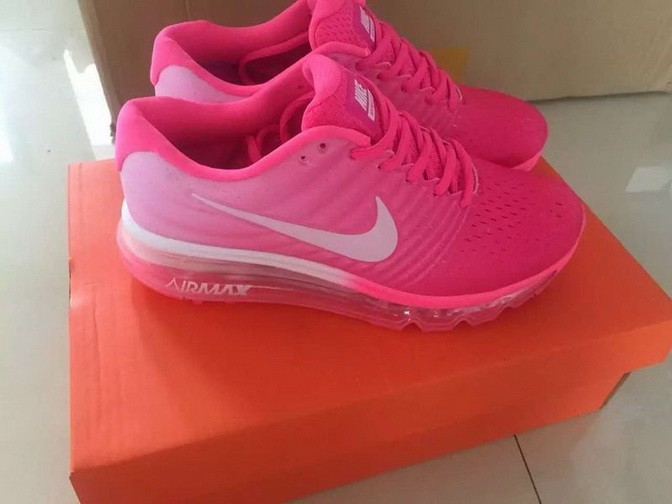 air max rose fluo