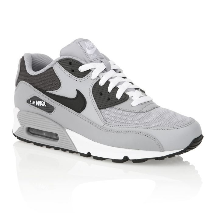 newest 0940f 22521 air max 90 homme gris