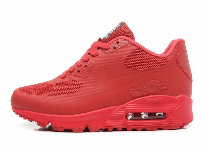 air max 90 premium rouge