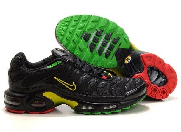 9a16450fb1b air max 90 vert jaune rouge
