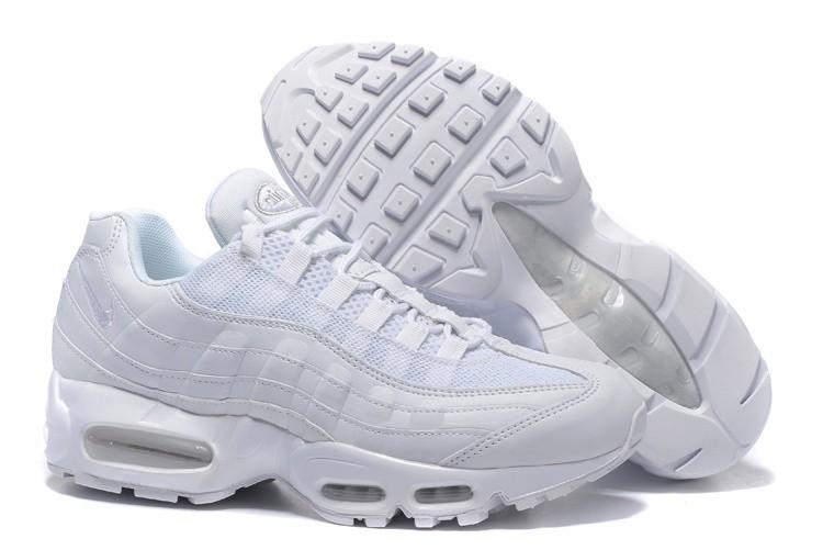 air max 95 junior blanche