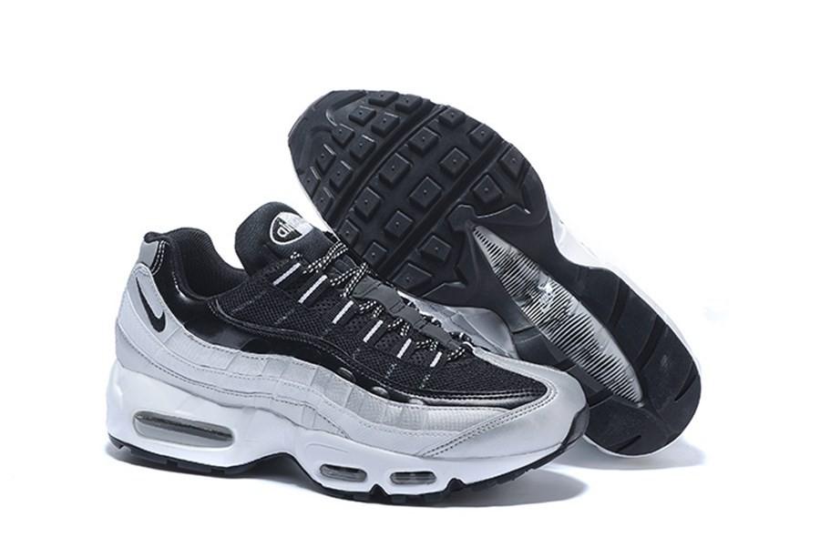 buy popular d5ce3 b875a air max 95 homme noir et blanc