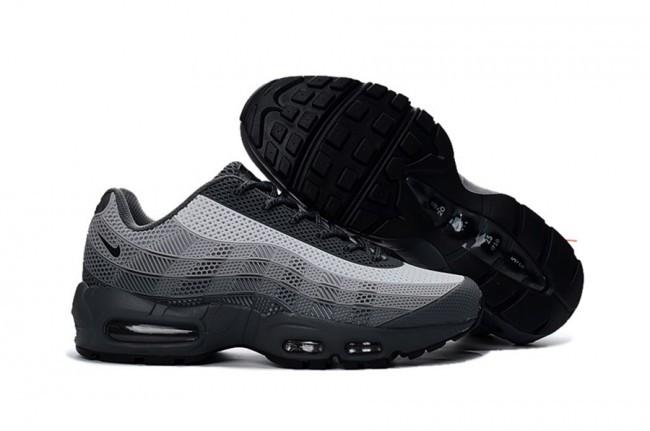 air max 95 noir blanche grise