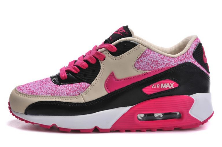 air max enfant fille rose