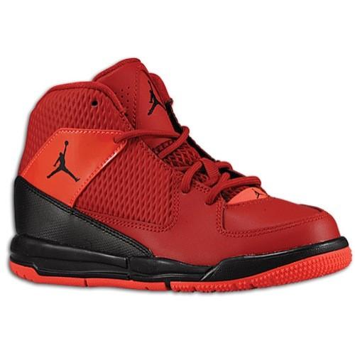 95f68799e1ab basket jordan enfant rouge