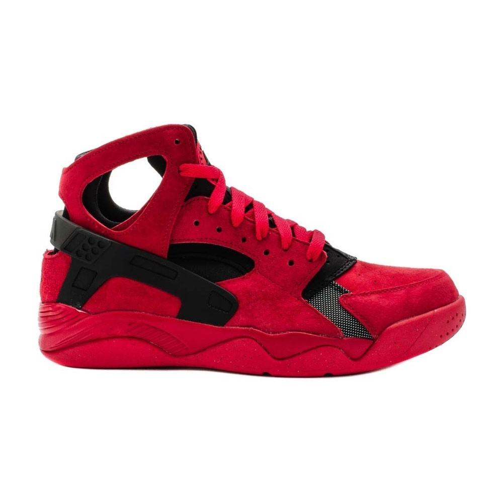 chaussure de basket nike air flight huarache rouge