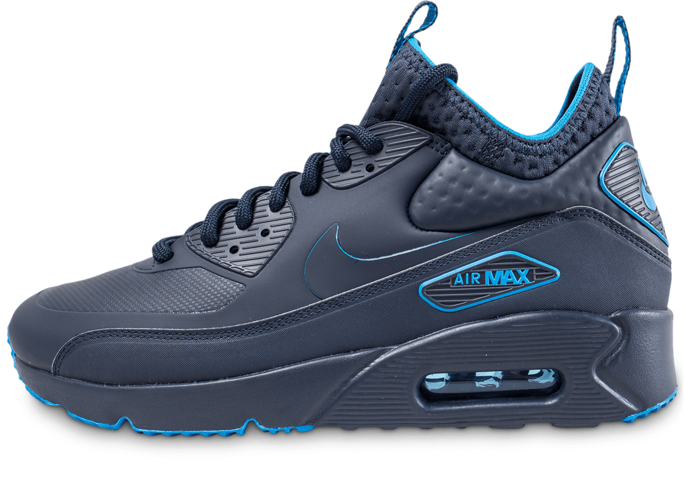 chaussure nike air max 90 bleu