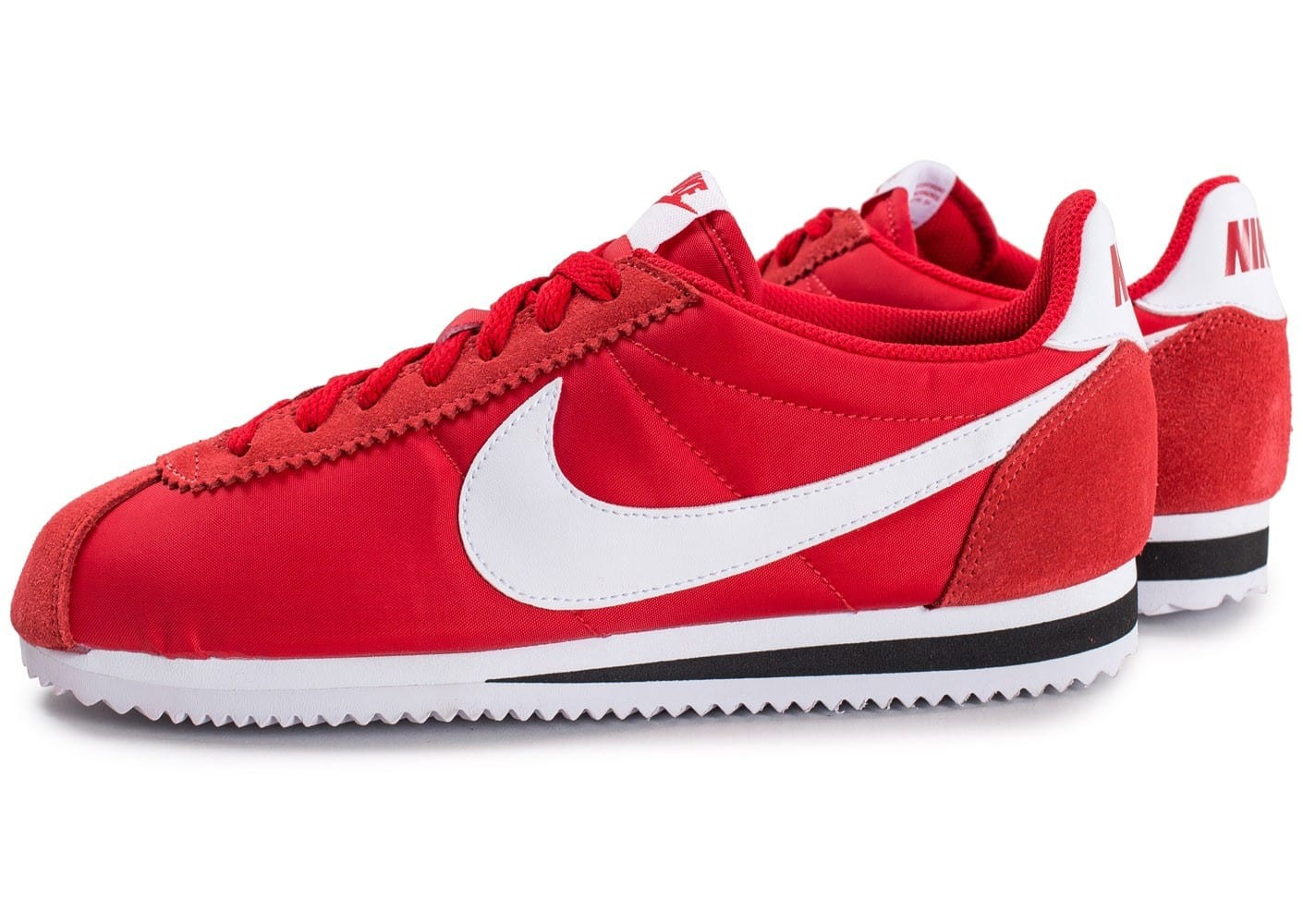 online store e44ff 10f26 cortez nike homme rouge