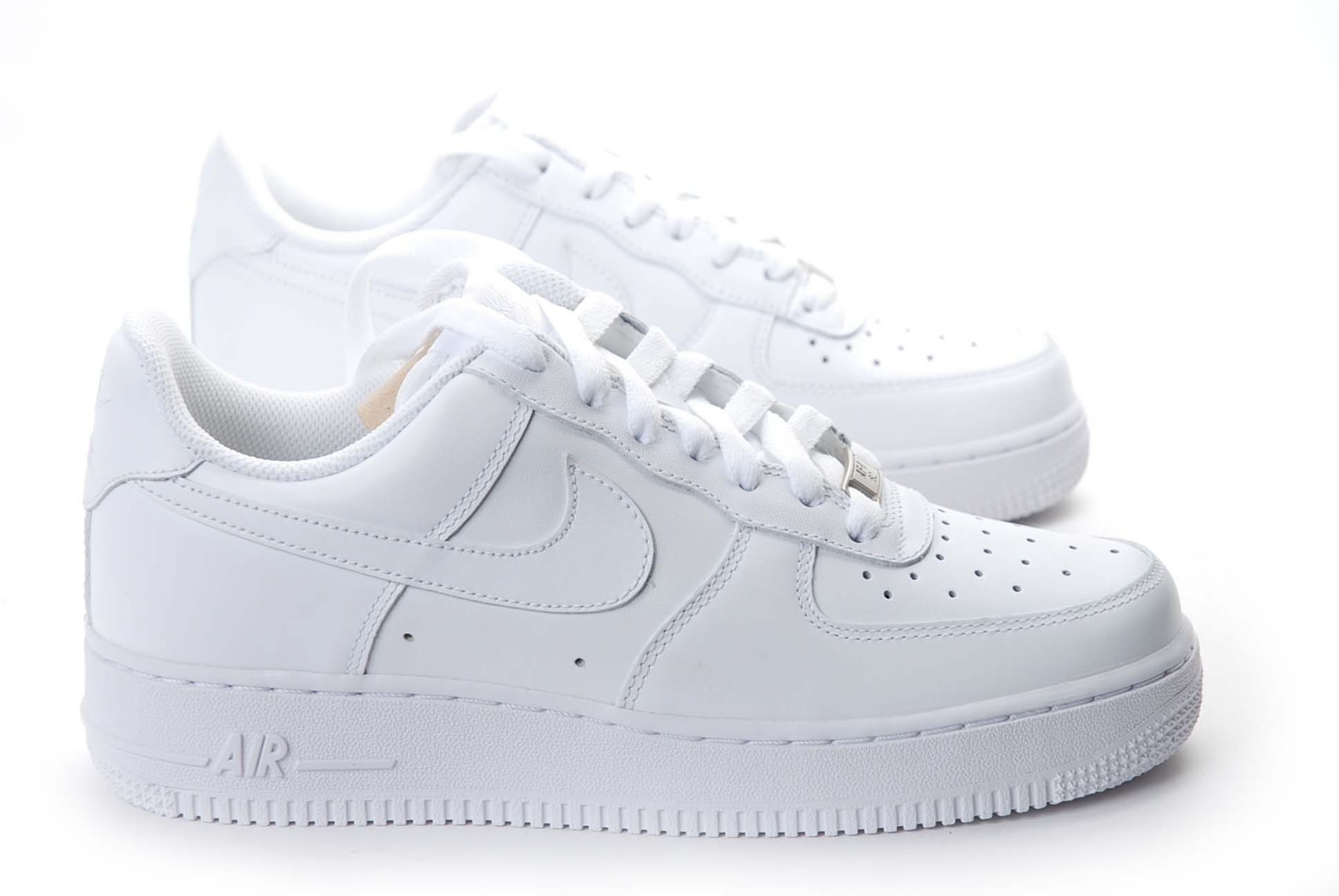 Importation de nike Air Force 1 Blanche Femme,Air Force One ...