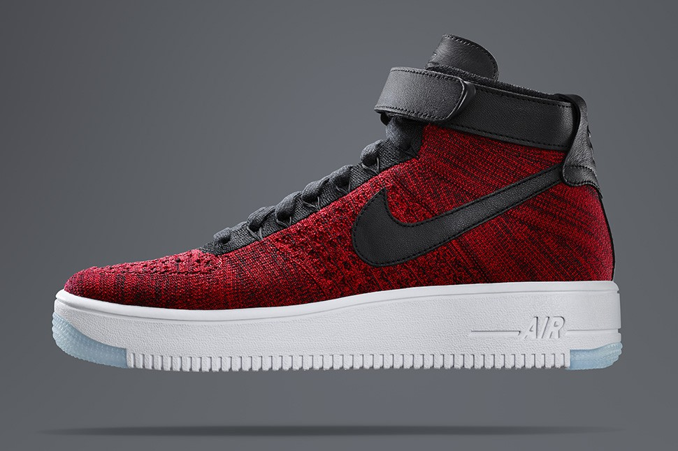 differently 6927c 3db8a nike air force 1 flyknit prix