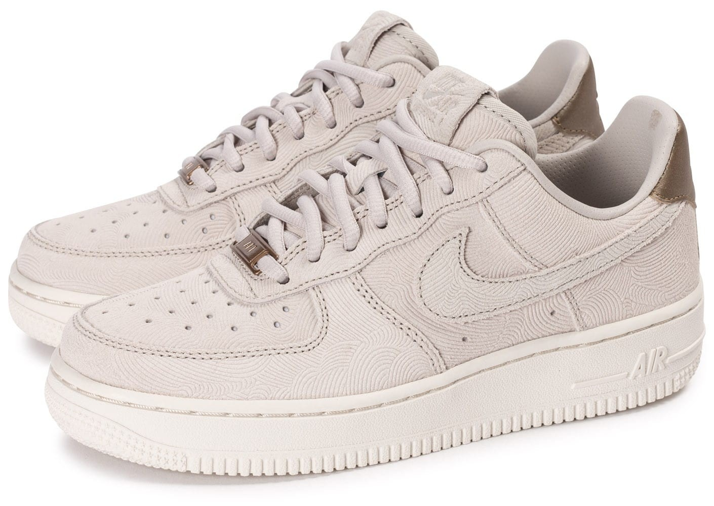 air force grise homme