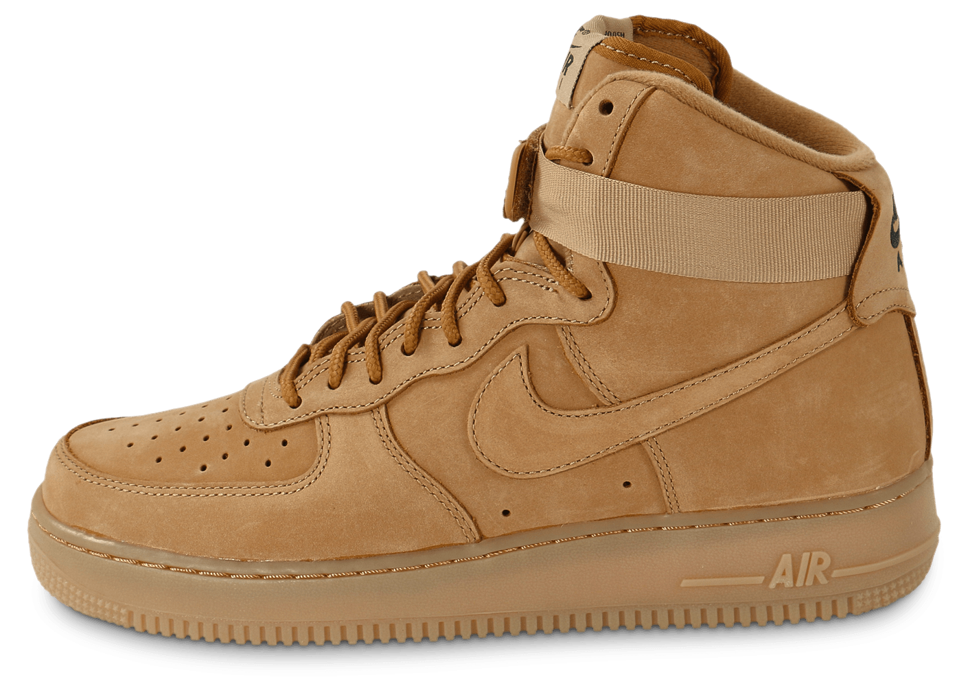 60fe60d7490 nike air force 1 semelle marron