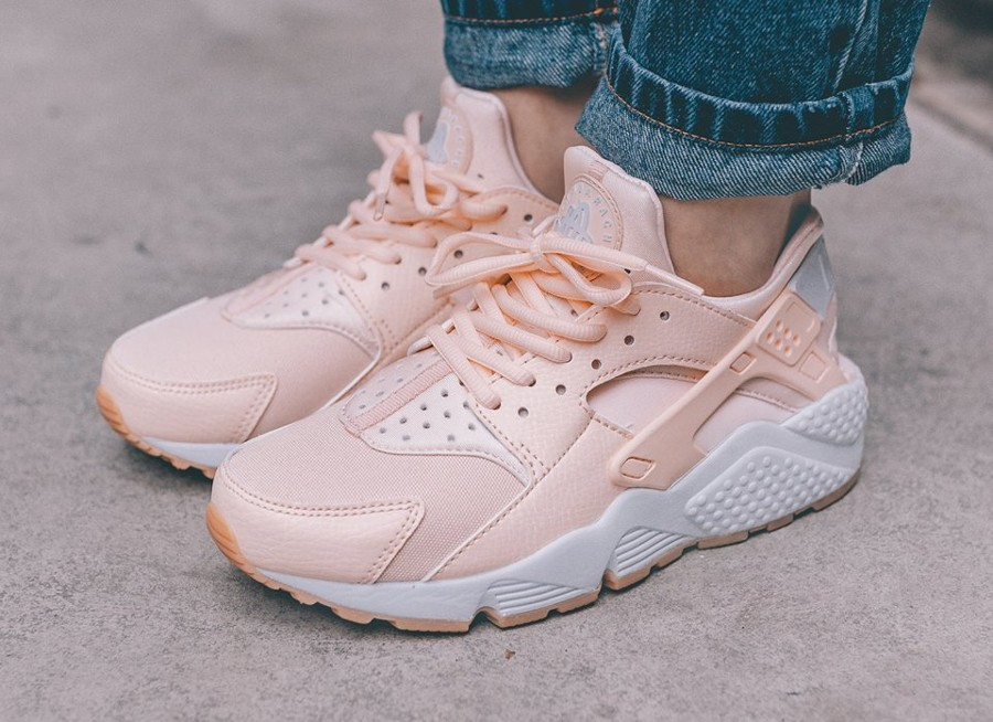 online store 5767f 60c76 ... best price nike air huarache femme rose 74993 4272c ...
