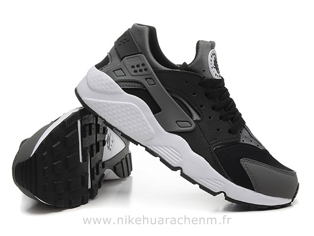 sports shoes 7c612 7741d nike air huarache homme noir pas cher