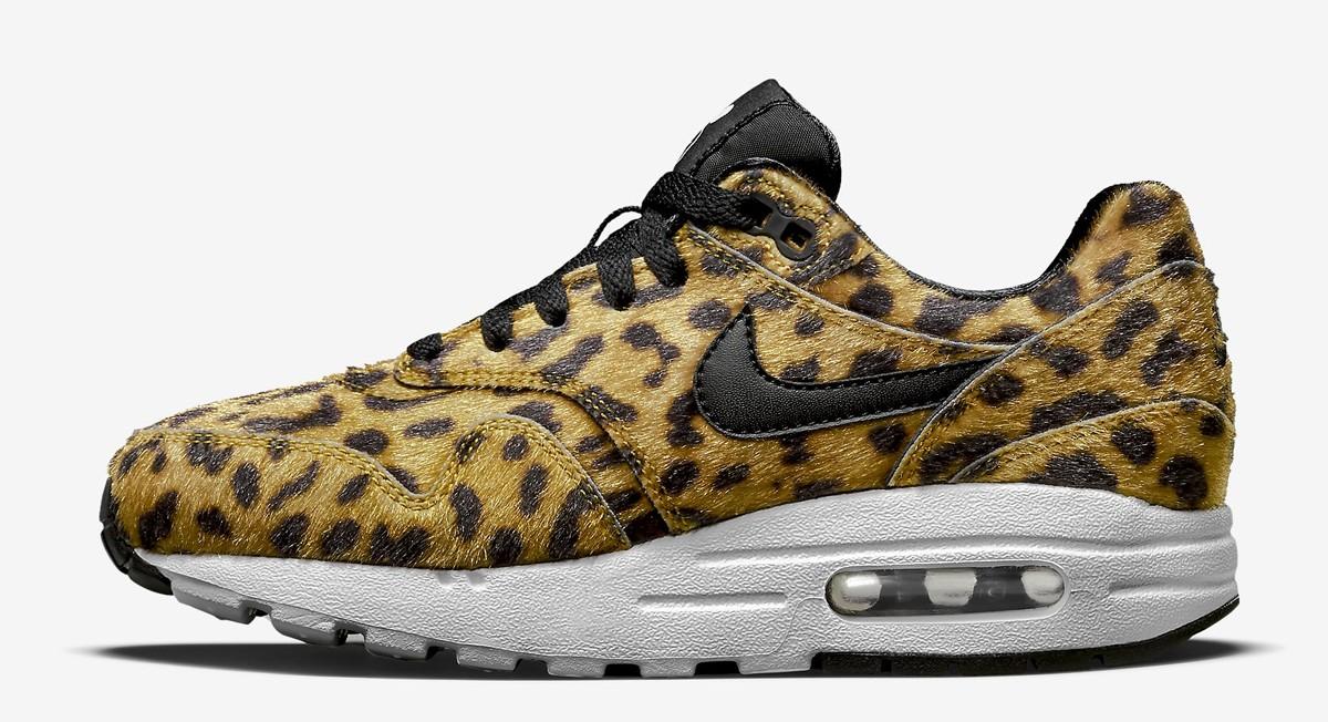 air max one femme leopard