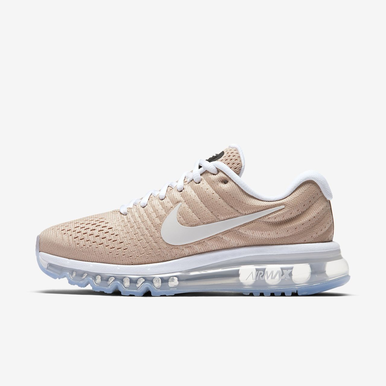 super popular 83492 8978d nike air max 2017 femme beige