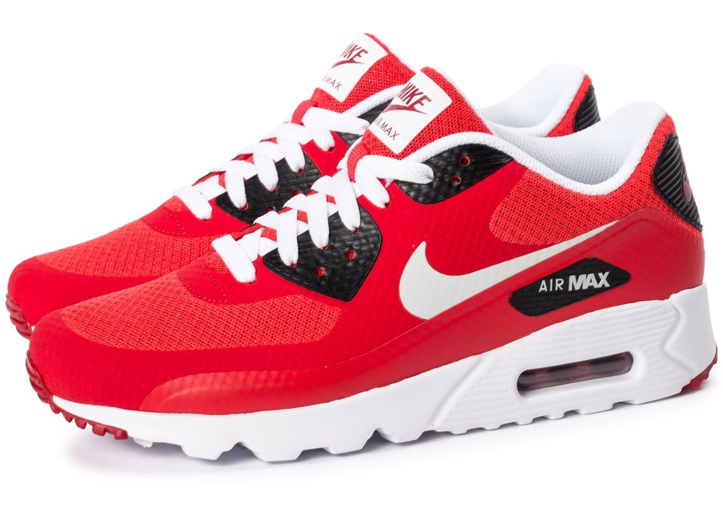 NIKE AIR MAX 90 ESSENTIAL ROUGE veDoYVE