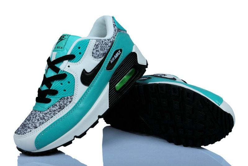 finest selection 57844 da9e7 air max 90 femme vert