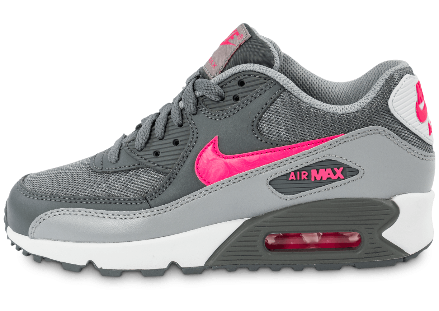 9adc0470a29 nike air max 90 grise et rose