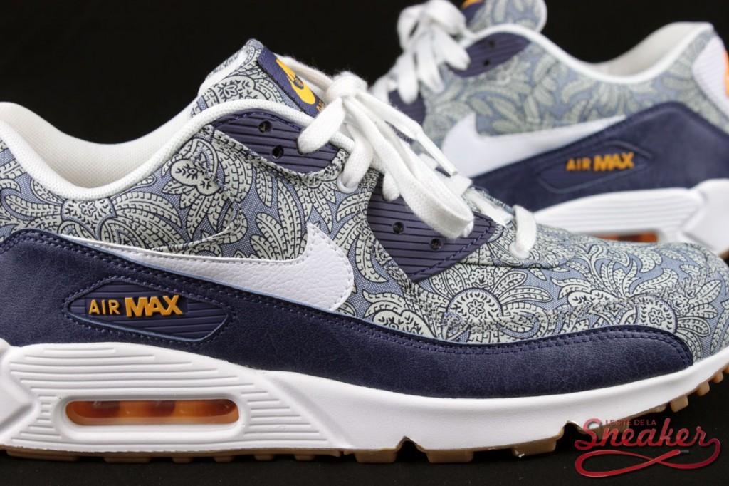 air max liberty bleu