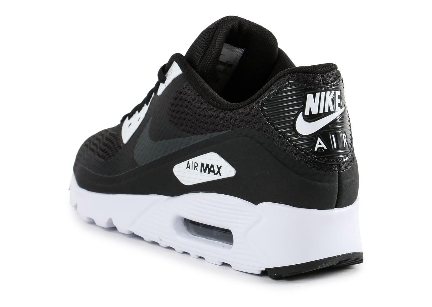 air max noir et blanc 90