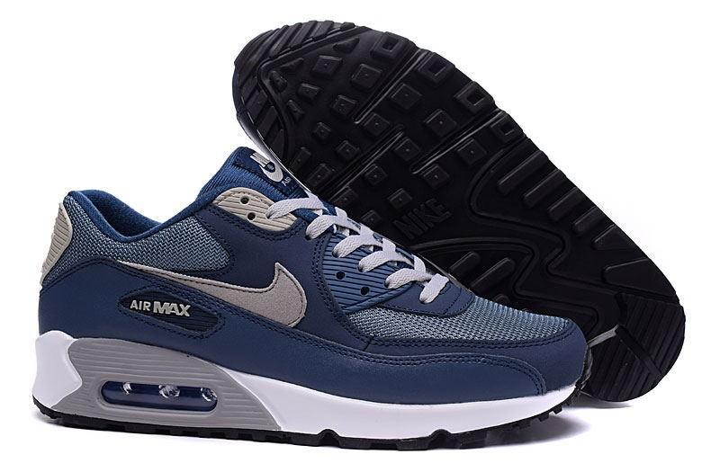 air max 90 premium bleu