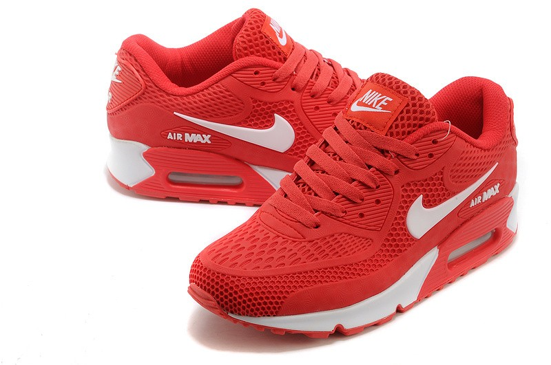 air max rouge femme