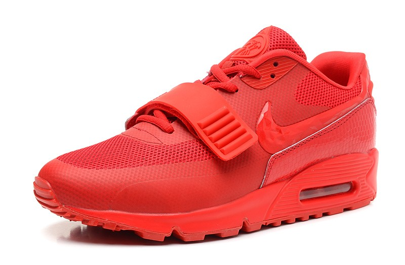 nike air max yeezy rouge