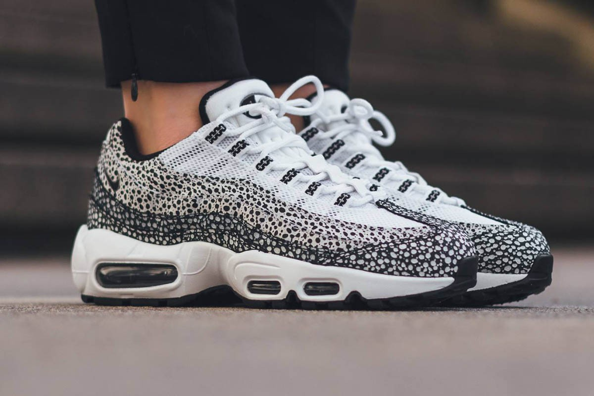 great look exquisite style incredible prices sweden air max 95 animal print 7a5ce 73740