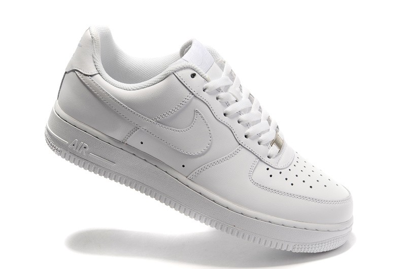 air max force 1 blanc