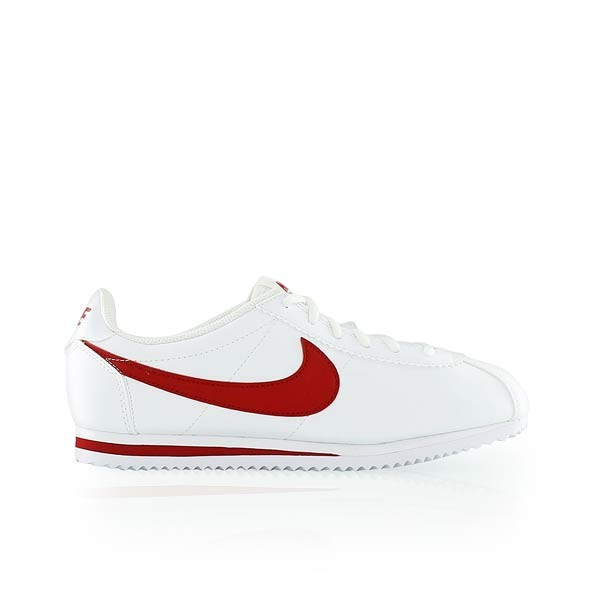 nike blanche signe rouge