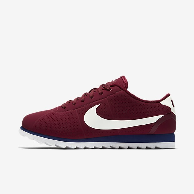official photos 4216f b833f nike cortez ultra moire rouge